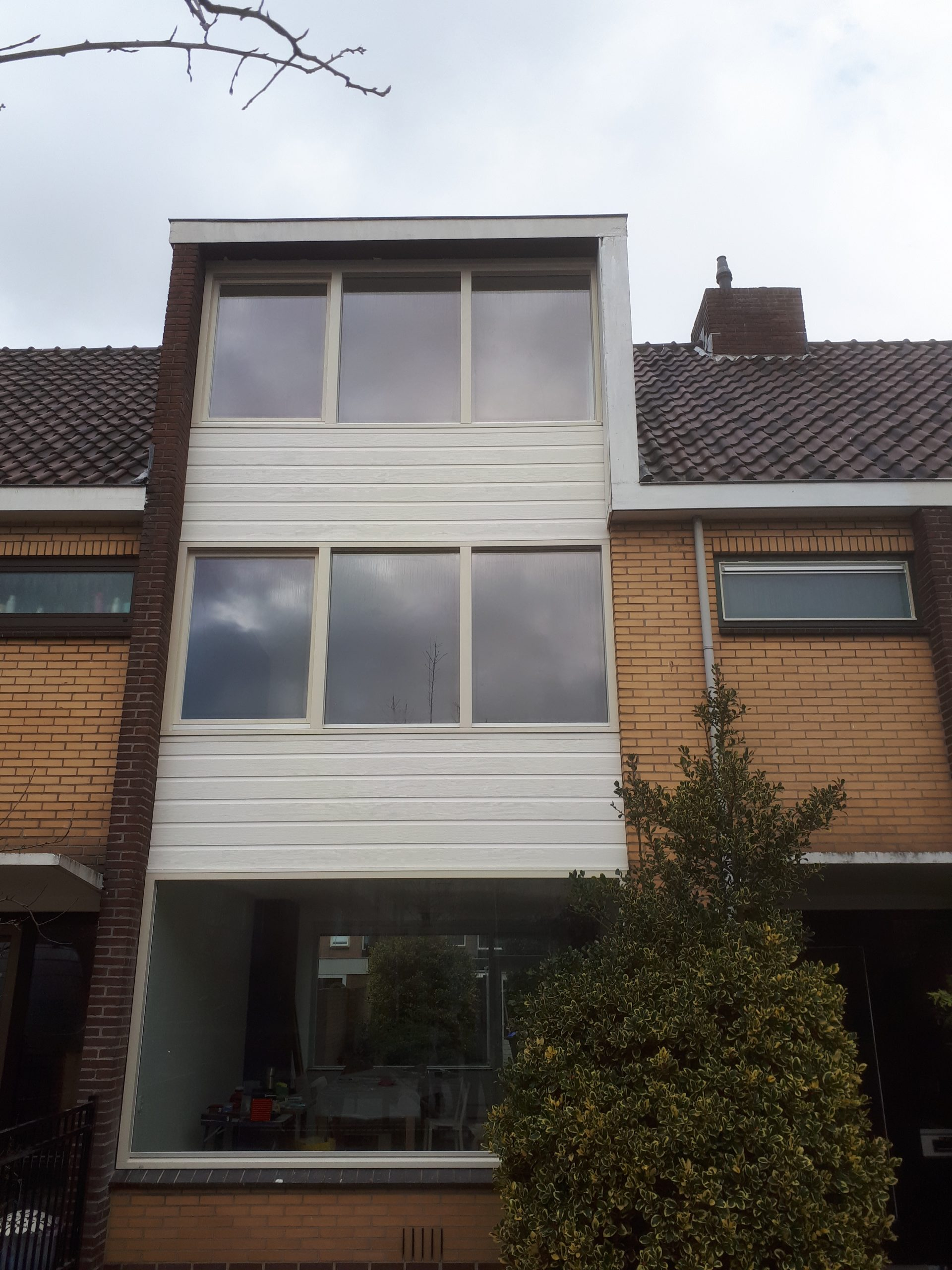 Gevel renovatie Utrecht