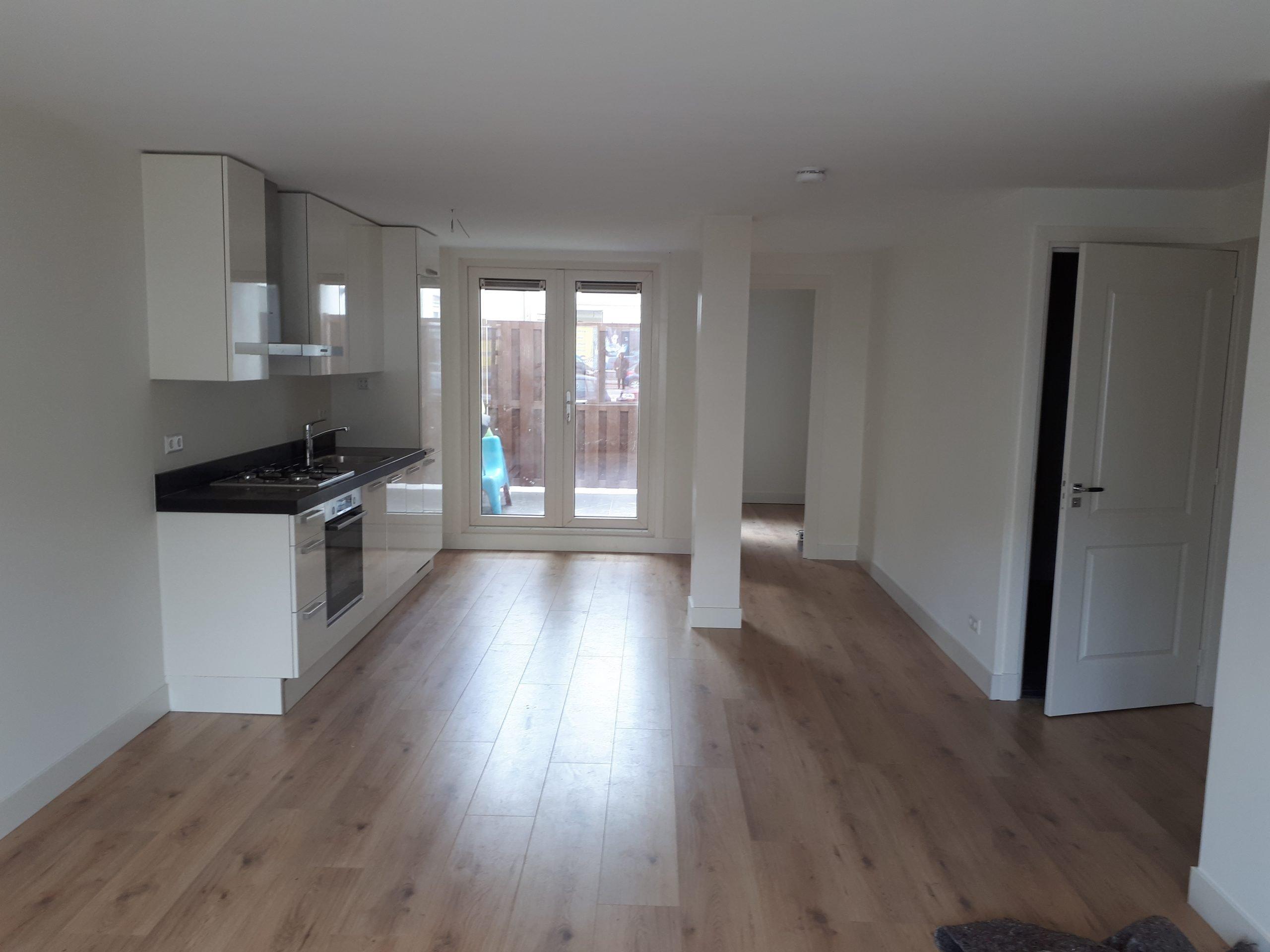 Verbouwing appartementen Utrecht
