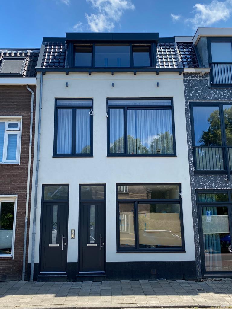 Verbouwing woning Utrecht